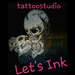 Tattoostudio Let's Ink logo