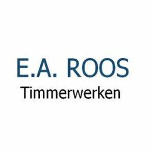 E.A. Roos Timmerwerken logo