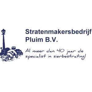 Stratenmakersbedrijf Pluim B.V. logo