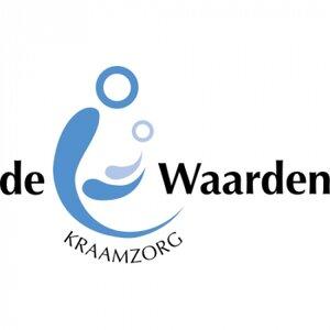 Kraamzorg de Waarden logo