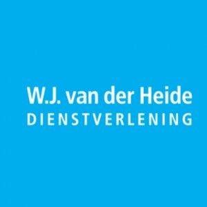 van der Heide Zand, Grind en Grond logo