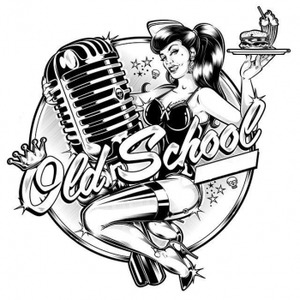 Suzy Q Old School Tattoo logo
