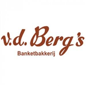 v.d. Berg's Banketbakkerij logo