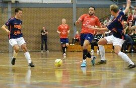 Hovocubo in doelpuntrijk duel langs ZVV Volendam