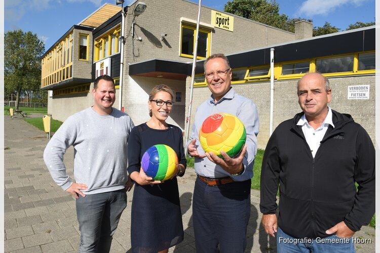 Veelzijdig en kleurrijk programma Roze Week Van regenboogvoetbal tot winkeletalagewedstrijd