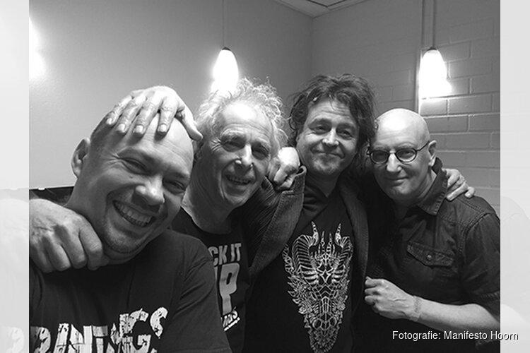 Bintangs + Julian Sas Band en Jules Mescaline in Manifesto
