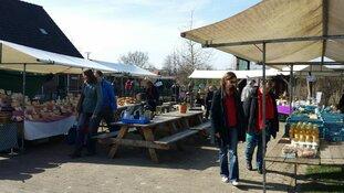 MAKS' Biomarkt op zondag 28 oktober gezellig binnen!