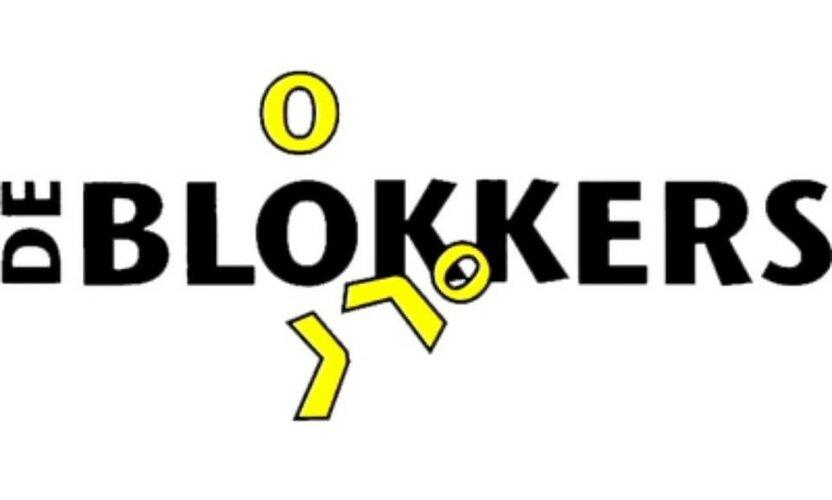 Vrouwen De Blokkers kansloos onderuit