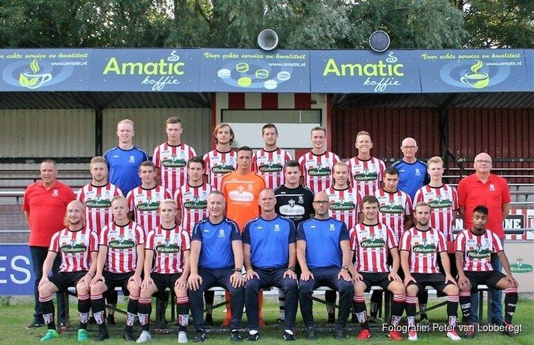 Overwinning Hollandia een echte teamprestatie