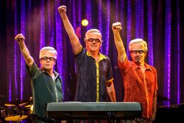 Muzikaal cabaret Enge Buren 'Vreemde Vogels': op vrijdag 9 november in Schouwburg Het Park HOORN