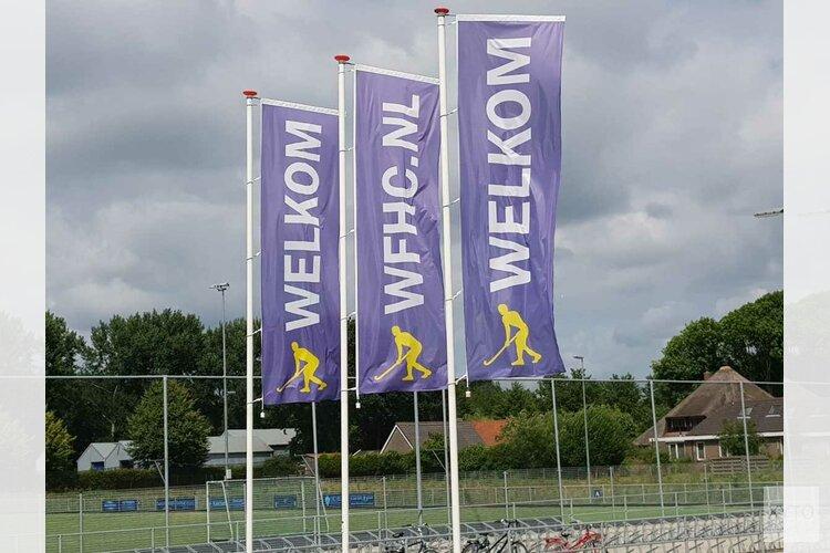 Heren en dames WFHC Hoorn gaan vrolijk door