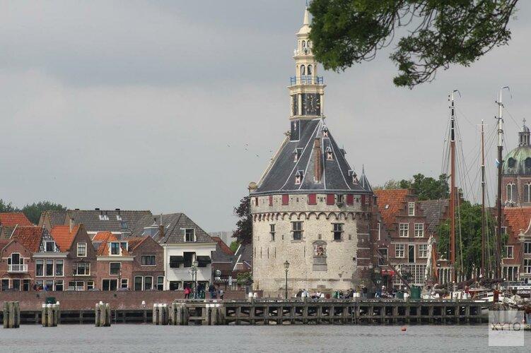 Initiatiefvoorstel ruiming schepen in Hoornse haven