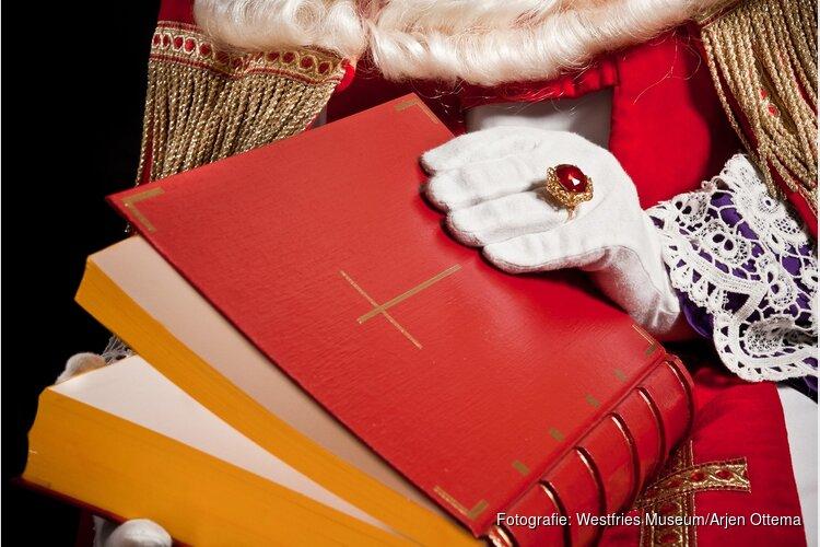 Lezing 'De vele gezichten van Sinterklaas' in Westfries Museum