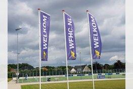 Heren WFHC Hoorn winnen 'saaie wedstrijd'