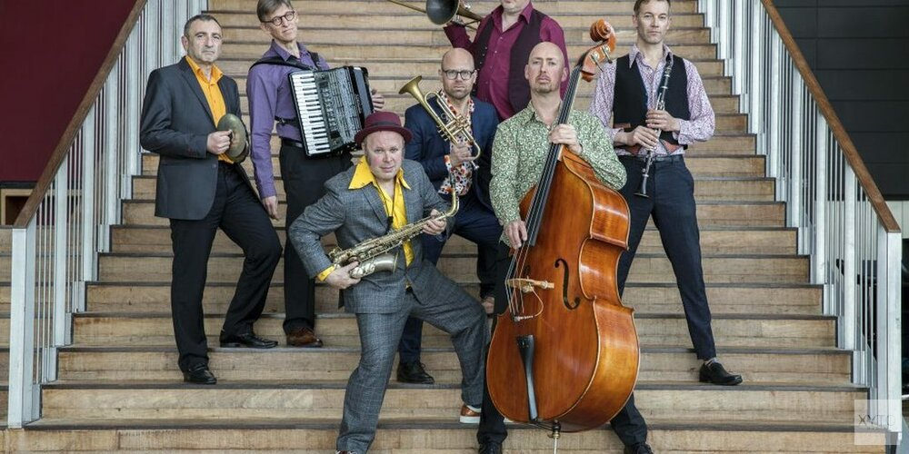 Amsterdam Klezmer Band komt naar het Manifesto in Hoorn!
