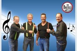 Optreden van de sixtiesband The Bretels op zondag 9 dec. in Oosterleek
