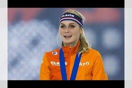 Irene Schouten, alleenheerser bij Trachitol Trophy, pakt Sjoerd Huisman Bokaal