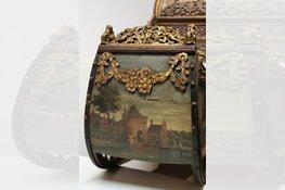 Westfries Museum verwerft eeuwenoude slee