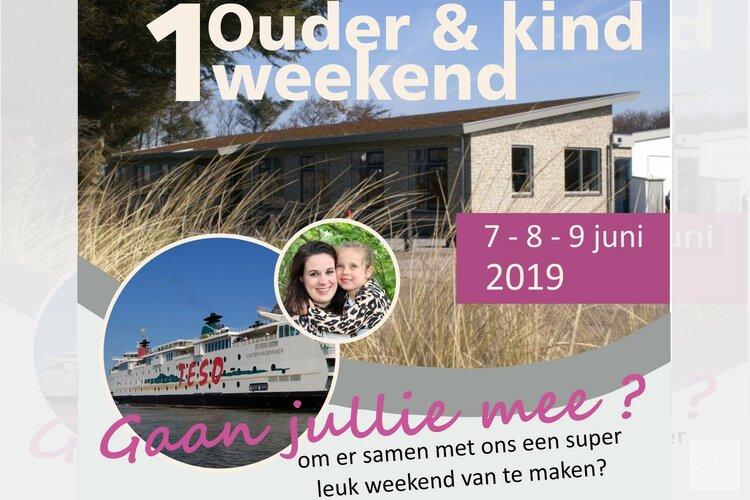 Stichting Netwerk organiseert Ouder en Kind Weekend