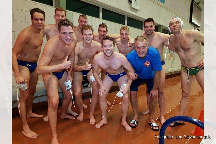 SG West-Friesland gaat met plezier het water in
