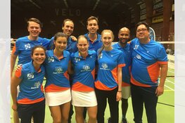 Hoornse Badminton Vereniging wil topsport combineren met saamhorigheid