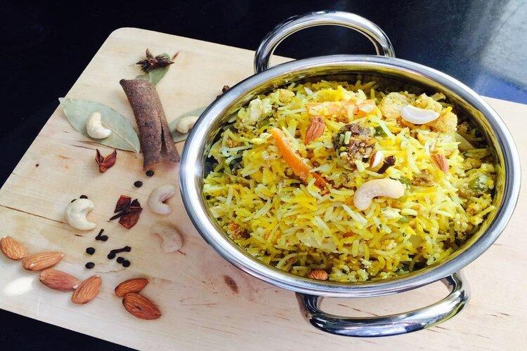 Indian Cooking Classes in Wijkcentrum Grote Waal te Hoorn