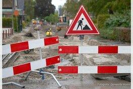 Werkzaamheden Berkhouterweg ter hoogte van scholen