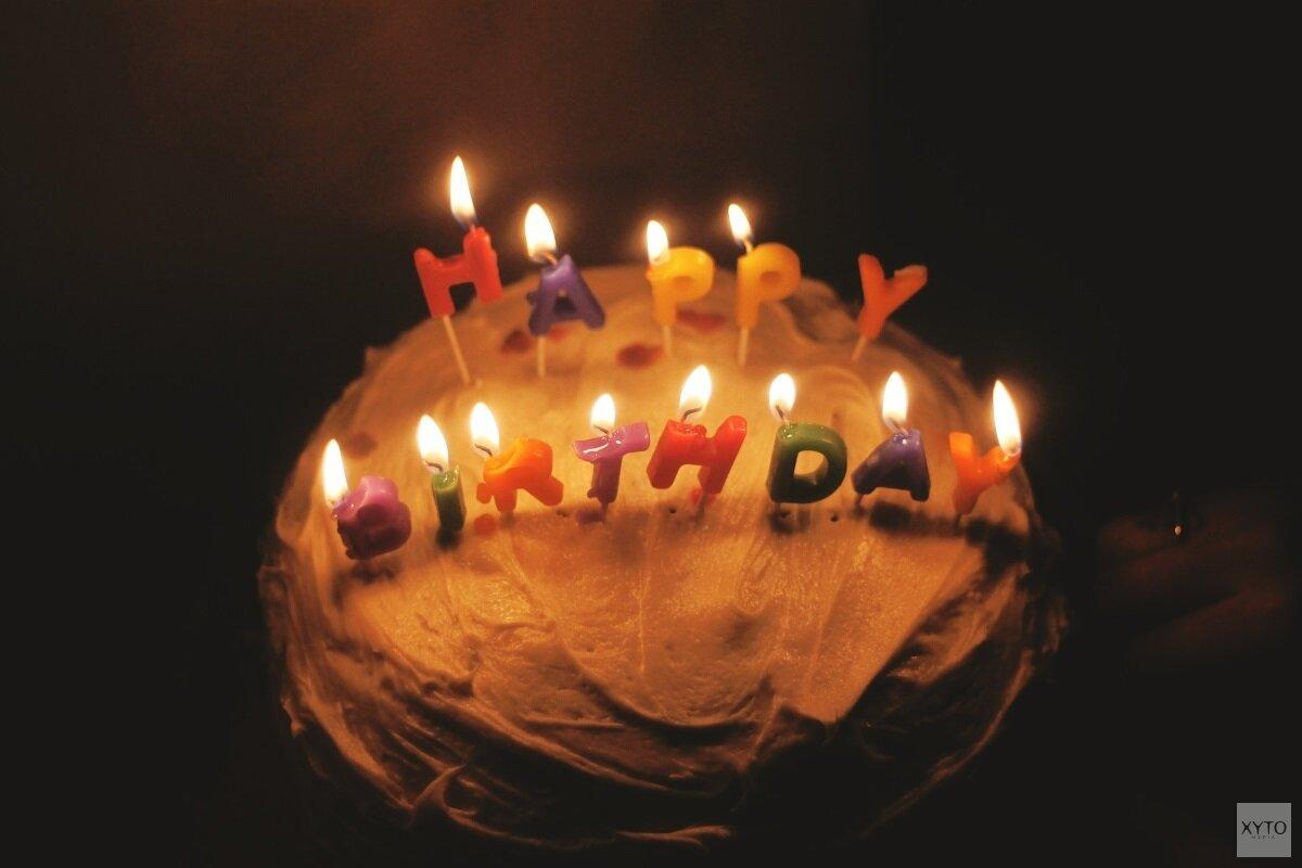 Mevrouw Van Dijk Van Zeventer Viert 100ste Verjaardag