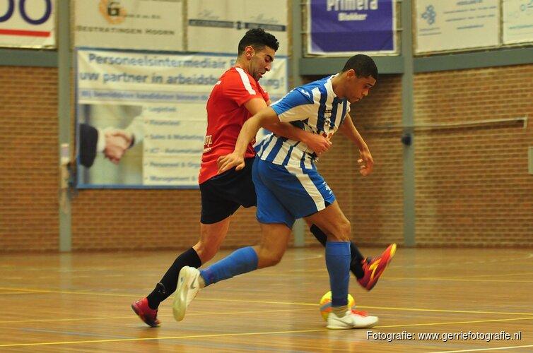 Hovocubo treft FC Eindhoven in halve finale