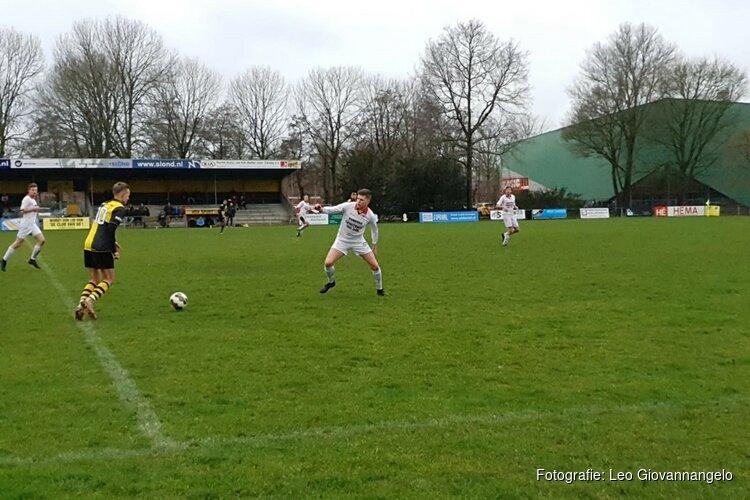 Always Forward kan tevreden terugkijken, geen punten voor HSV Sport