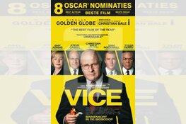Voor 8 Oscars genomineerde film VICE vanaf 28 februari te zien in Hoorn