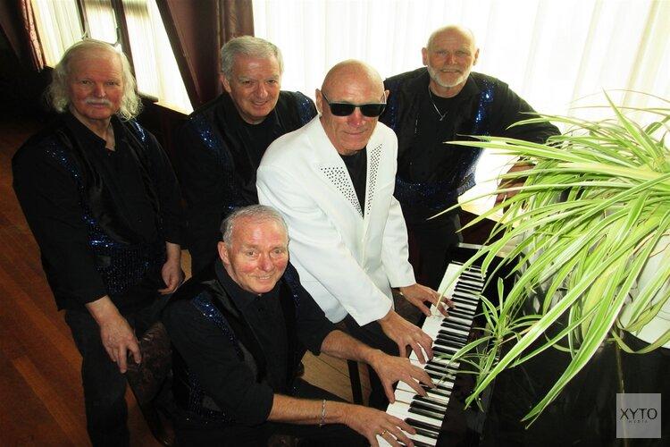 Optreden van The Blue Devils op zondag 24 februari in Oosterleek