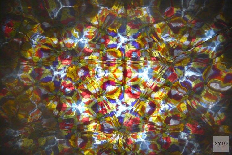 Kaleidoscopische knutsel bij MAK Blokweer