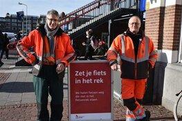 Fietsenactie station Hoorn