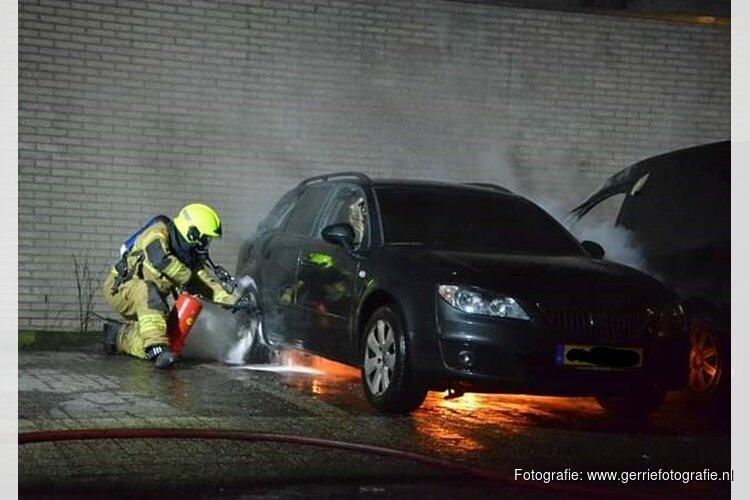 Hoorn in de ban van brandstichter: vijftiende autobrand van 2019