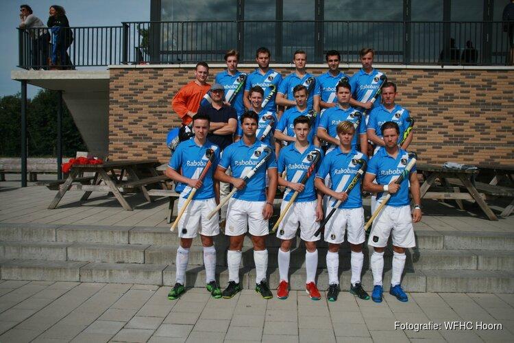 WFHC Hoorn begint sterk aan de tweede seizoenshelft