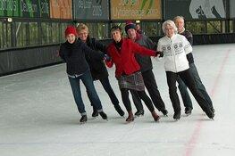 Primeur voor ijsbaan 'de Westfries' in Hoorn: Nederlands Kampioenschap Schoonrijden