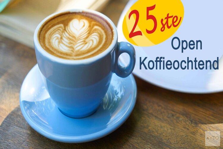 Jubileum: 25e Open Koffieochtend