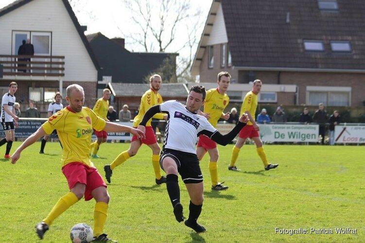 Winst voor HSV Sport en Always Forward