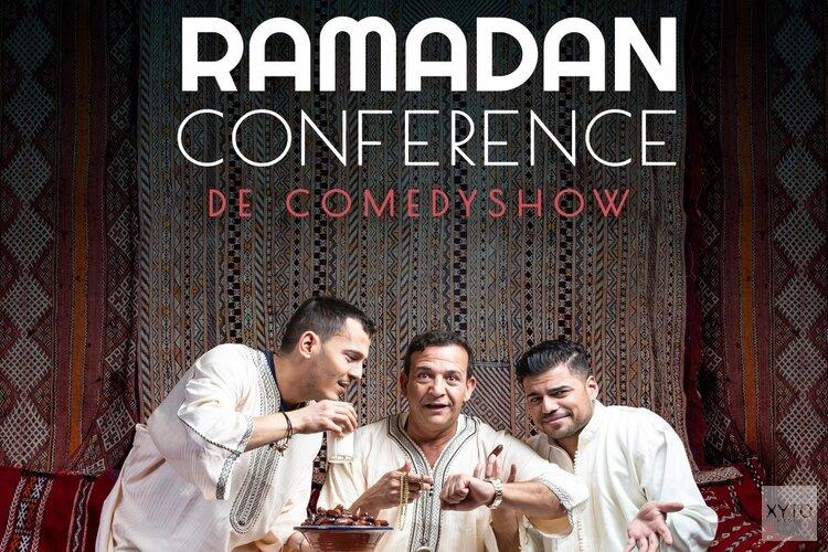 De eerste cabaretshow met o.a. Najib Amhali over de Ramadan gaat van start.
