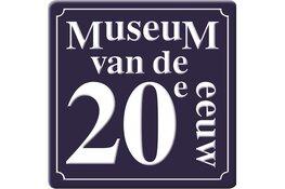 Jubileum Museum van de 20e Eeuw
