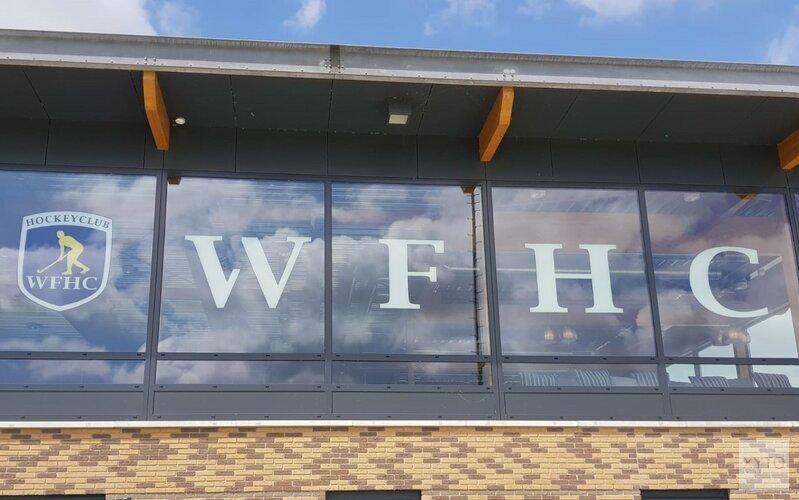 Dames WFHC Hoorn halen opnieuw uit, heren boeken nipte zege