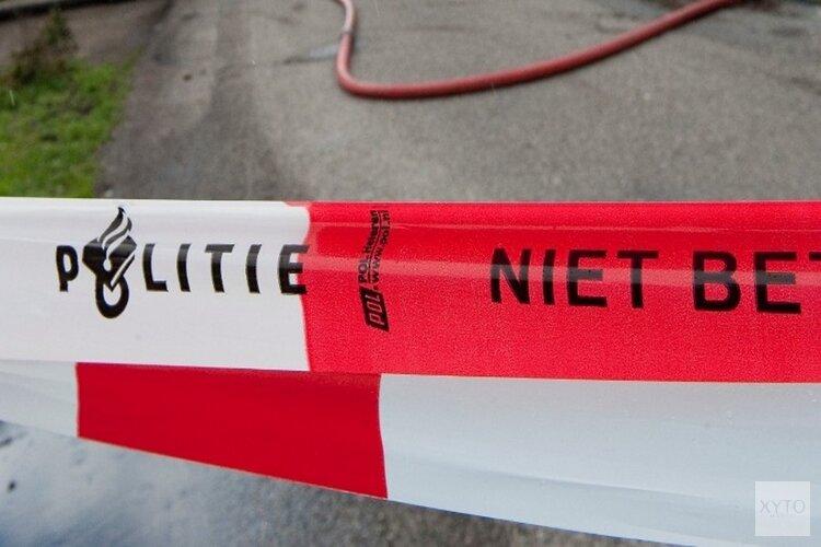 Schietpartij op de Jan Molenwerfstraat