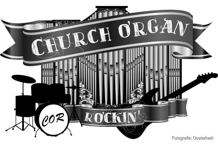 ROCK ORGELCONCERT op zaterdagavond 13 april a.s.