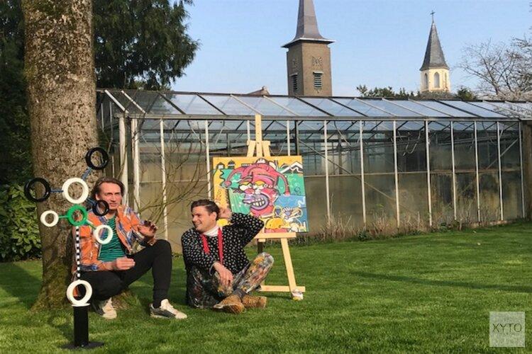 Roy Valentijn en D'Arti exposeren met Pasen bij Kunst in de Kas