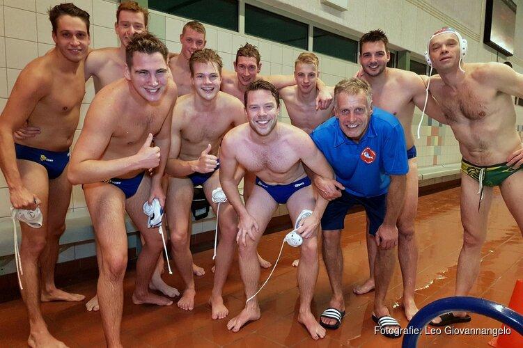 SG West-Friesland wint laatste competitiewedstrijd