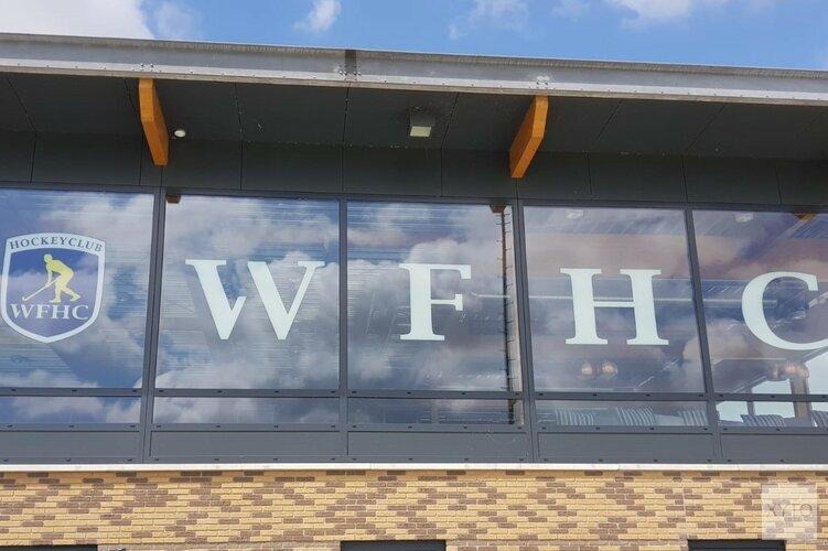 Dames WFHC Hoorn onderuit, heren winnen lastig uitduel