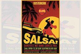 Salsa dansfestijn in Oosterkerk Hoorn