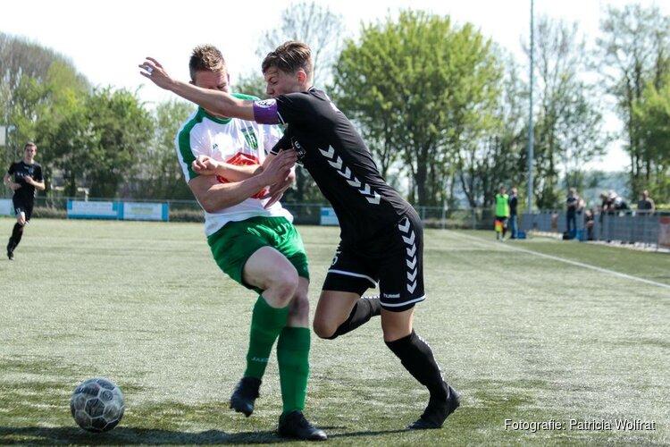 HSV Sport en Always Forward blijven meedoen