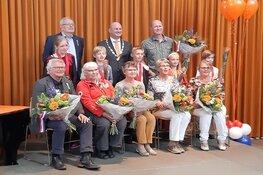 8 Hoornse inwoners koninklijk onderscheiden